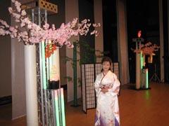 唄と踊りの桜まつり