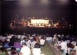 黒部川水のコンサート